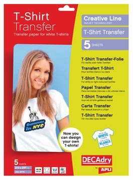 Decadry T-shirt Transfer Paper