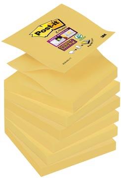 Super Sticky Z-Notes navullingen